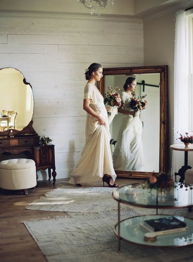 Bridal suite | Dimitri and Sandra Photography