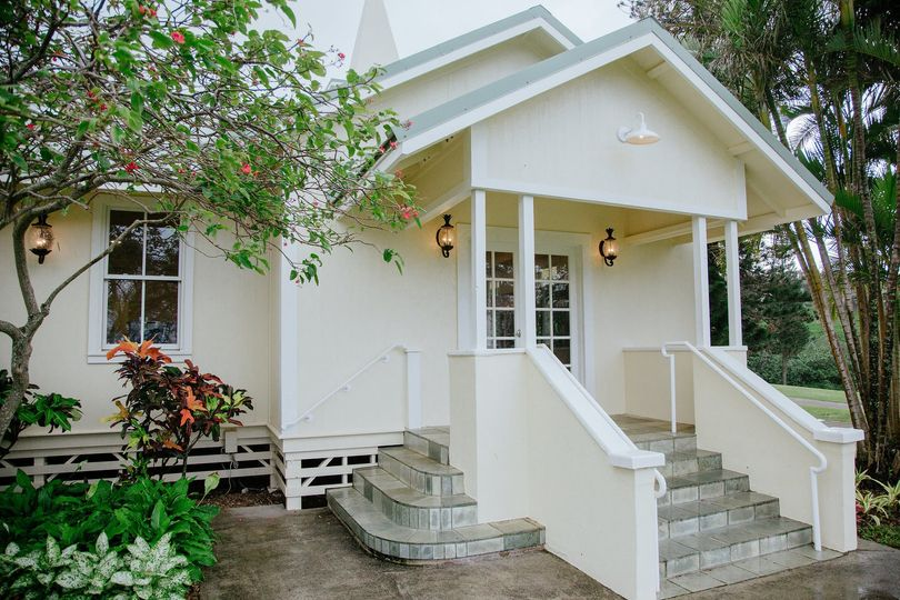 Front view of the houise | Chris Evans Photo