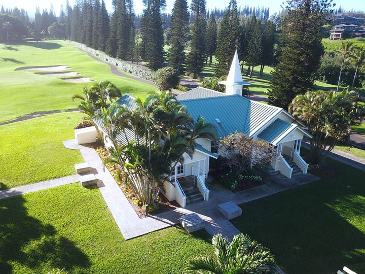 Maui Pineapple Chapel