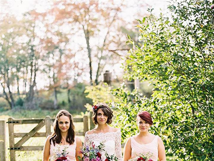Tmx 1455575642640 Bride With Bridesmaids Narrowsburg, NY wedding rental