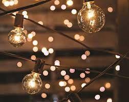 Cafe lights