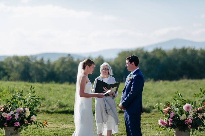 Exchange of vows | [photo: The Light + Color]