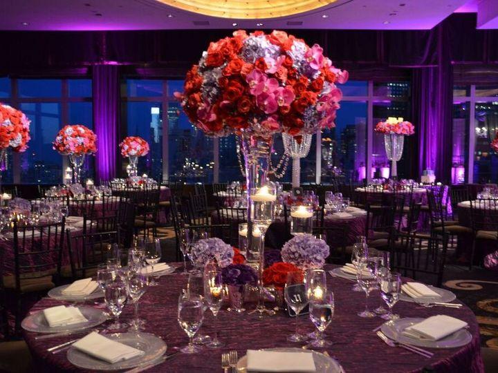 Tmx 1467215010087 Jewel Tones Mandarian Oriental Nyc 1 Floral Park wedding rental