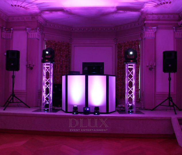 dlux event entertainment corporate dj homecoming d