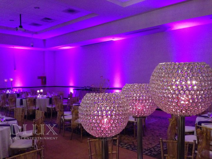 dlux event entertainment weddin lighting waterford
