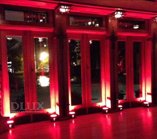 dlux event entertainment wedding lighting dj photo