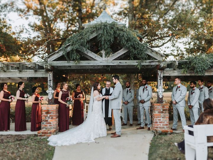 Tmx Flournoy Wedding Two 51 782527 158273175265482 Oxford, North Carolina wedding venue