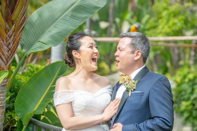 Post wedding laughs