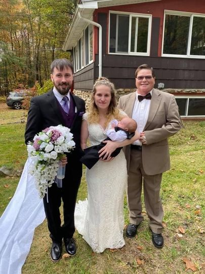 October 2020 Wedding