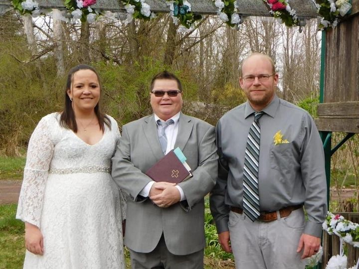 April 2020 Wedding