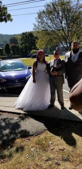 November 2019 Wedding