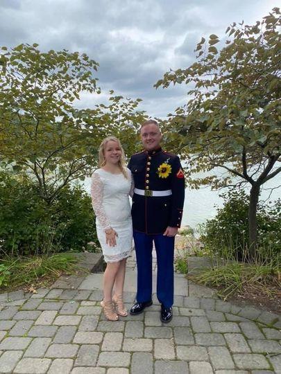 September 2020 Wedding