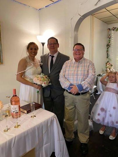 August 2020 Wedding