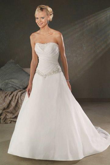 Bonny Wedding dress