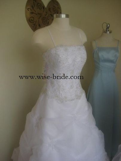 Davinci Bridal Wedding Dress