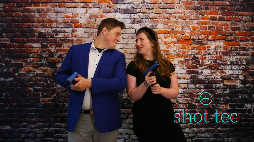 One-of-a-kind photo booth experience