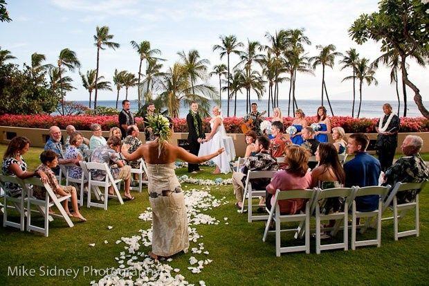 Tmx 1391197490150 Statue Gardens With Hula 201 Lahaina wedding venue