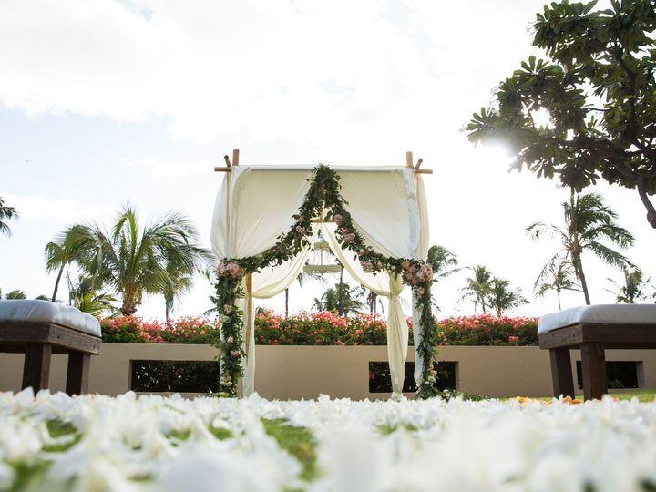 Tmx 1476409792873 Wedhalona Kai Arch2scott Drexler Lahaina wedding venue