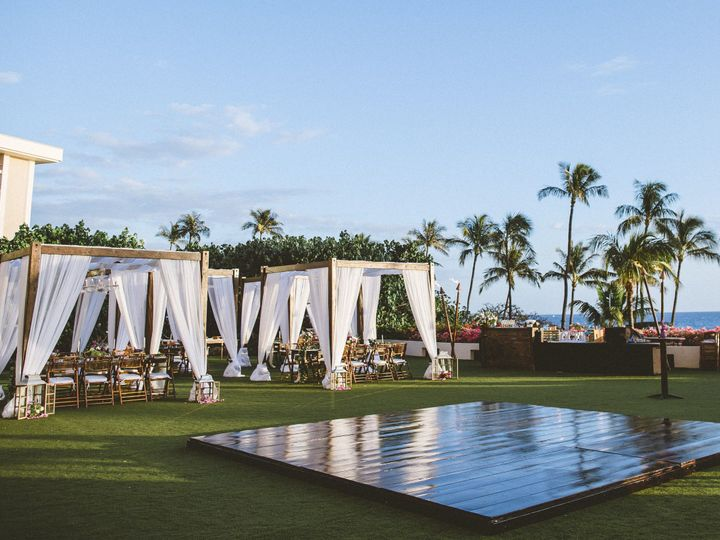 Tmx 1493748674143 Hyatt Regency Maui Wedding Dance Floor Lahaina, HI wedding venue