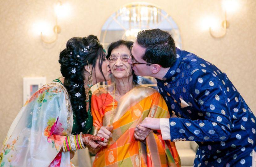 Sangeet & family