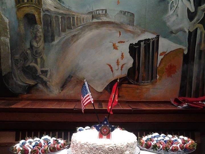 Tmx 1418125900191 8.20.14 168 Johnstown, PA wedding cake