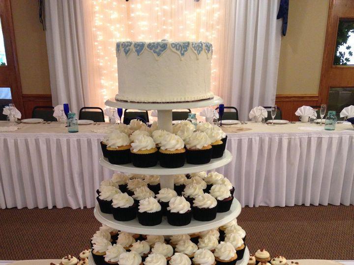 Tmx 1418125908795 8.20.14 178 Johnstown, PA wedding cake
