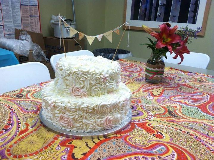 Tmx 1418125998878 8.20.14 335 Johnstown, PA wedding cake