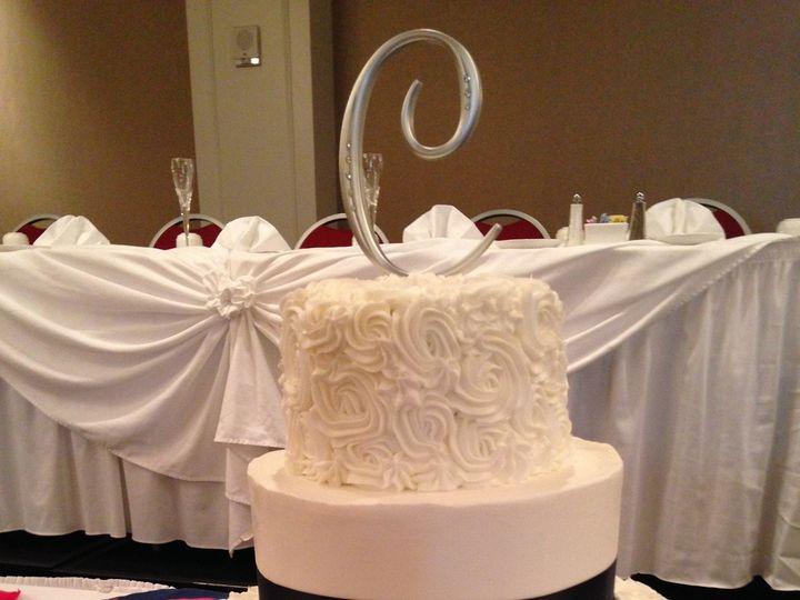 Tmx 1418126047318 8.20.14 458 Johnstown, PA wedding cake