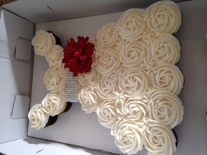 Tmx 1418126200108 8.20.14 568 Johnstown, PA wedding cake