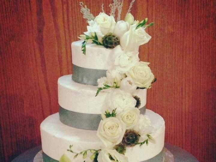 Tmx 1418126213608 Grand Halle Wedding Cake Johnstown wedding cake