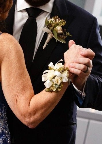 Don't forget corsages!