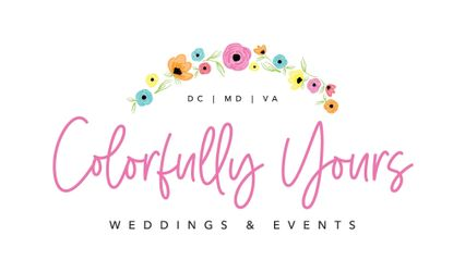 Colorfully Yours Weddings & Events 1