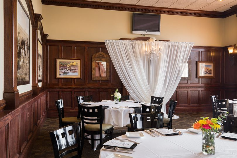 Sterling Room - Small Reception or Rehearsal Dinner