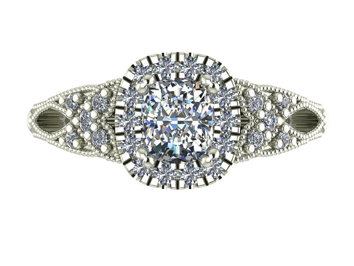 Tmx Cush Ring 004 1 51 1026527 V1 Portland, Oregon wedding jewelry