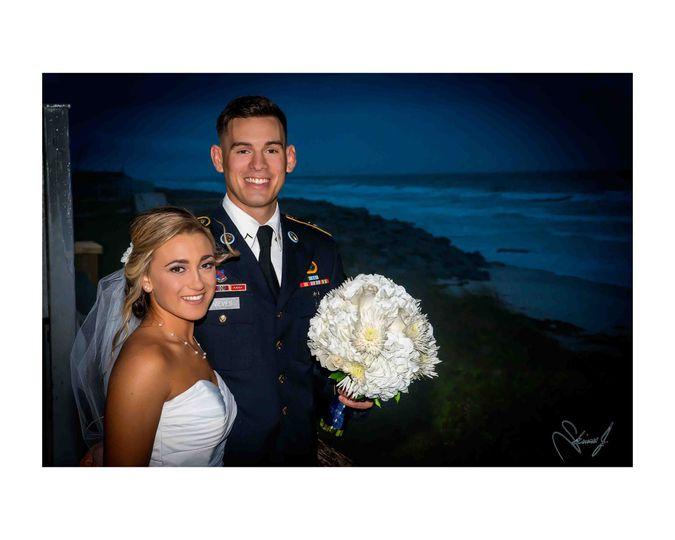 boardwalk bride and groom sig