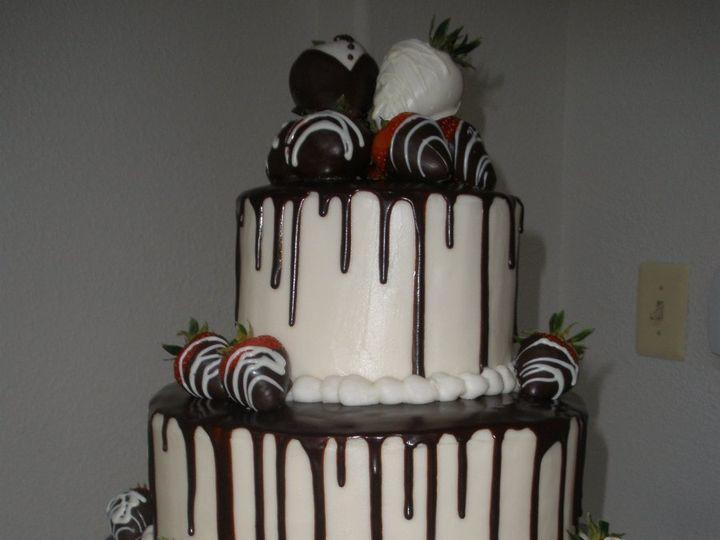 Tmx 1347929052668 P6232256 Manassas, District Of Columbia wedding cake