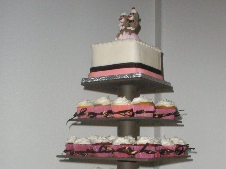 Tmx 1347929172656 P6022237 Manassas, District Of Columbia wedding cake