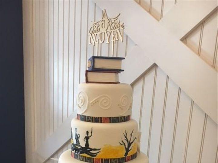 Tmx 1537753813 93fedc9194aac2cf 1537753812 Ceafb683ebfecfa4 1537753810350 2 IMG 1874 Manassas, District Of Columbia wedding cake