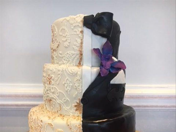 Tmx 1537755859 98d1b71890ea14a5 1537755560 8683b929a2035b21 1537755559 4f21f6b8b7c2d40a 153775 Manassas, District Of Columbia wedding cake