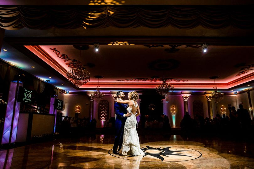 First dance as a couple