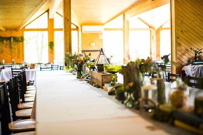 Timber Room Farm Table