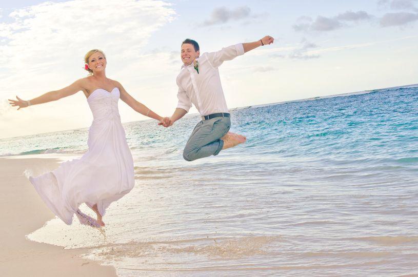 #destinationwedding #DominicanRepublic #PuntaCana #beachwedding #trashthedress