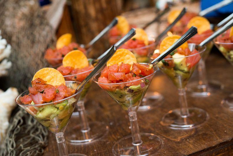 Poke Martinis