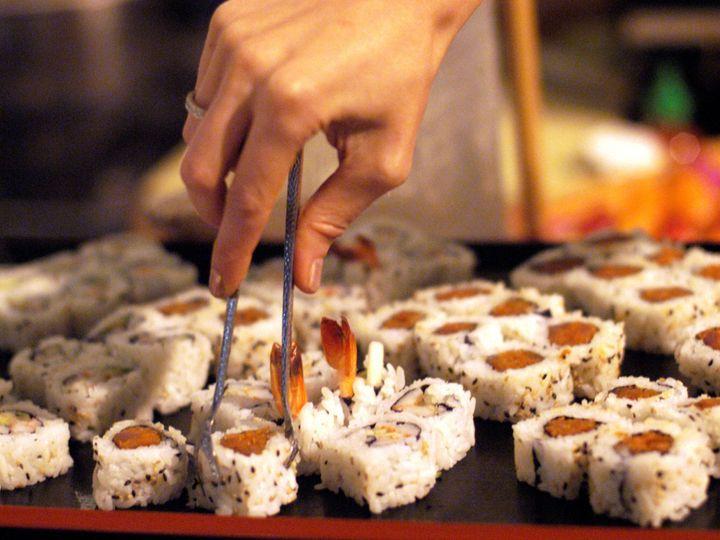 Tmx 1375105014277 Sushi Platter Elkridge, MD wedding catering
