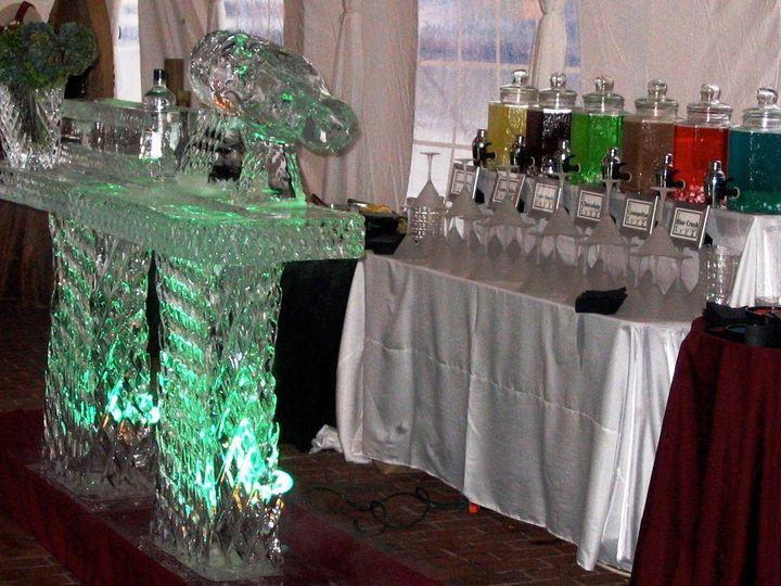 Tmx 1375105470282 Martini Ice Bar Overall Ls Elkridge, MD wedding catering