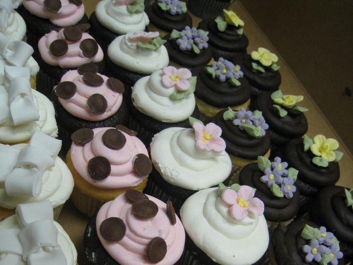 Tmx 1375105815245 Mini Cupcakes2 Elkridge, MD wedding catering