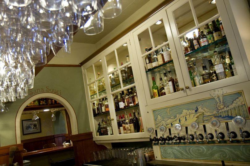 The Black Rabbit Bar, McMenamins Edgefield