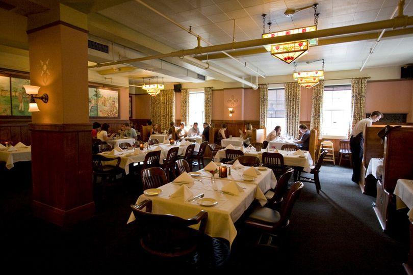Black Rabbit Dining Room, McMenamins Edgefield