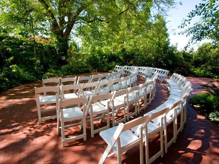 Tmx 1383862762925 Ad Hse Yard Ceremony Crescen Troutdale wedding venue