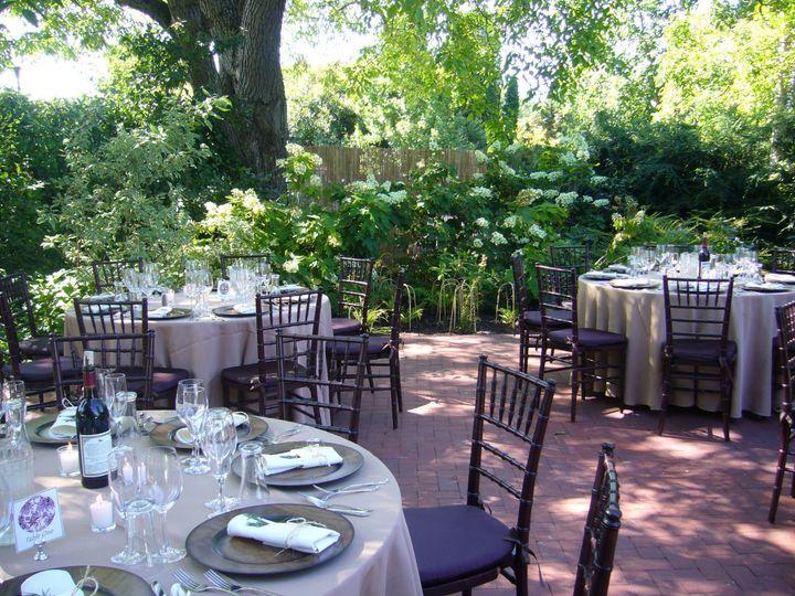 Tmx 1383863156342 Ad Hse Yard Receptio Troutdale wedding venue